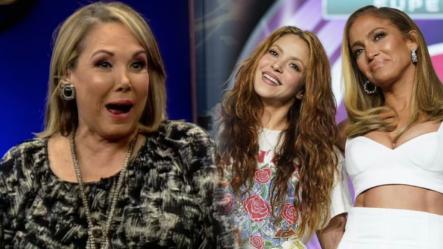 Yadira Morel Dice Que Le Puede Dar Clases De Baile A J-Lo Y Shakira