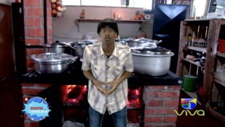 La Magistral Interpretación Del Nuevo Tubérculo Gourmet En El Show De La Comedia