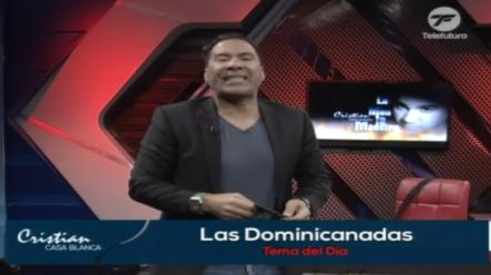 """Cristian Casablanca """"El Maestro"""" Revela Todo Lo Que Hacemos Los Dominicanos"""