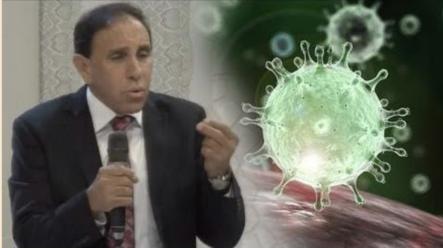 El Dr. Cruz Jiminian Reacciona Fuertemente Al Hablar Sobre El Coronavirus