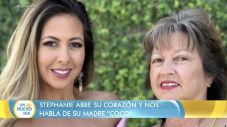 """Entre Lágrimas Abre Su Corazón Y Nos Cuenta De Su Madre """"Coco"""""""