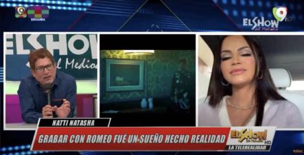 Por Fin Natty Natasha Aclara Todos Los Rumores En El Show Del Medio Día