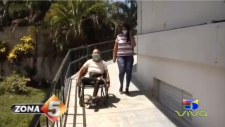 La Mayoría De Discapacitados No Cuentan Con Los Recursos Para Hacerle Frente Al COVID-19