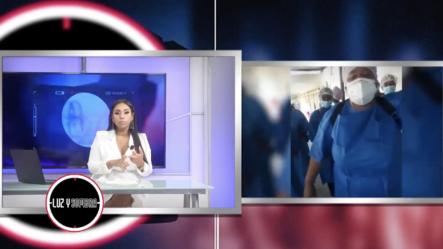 Director De La SNS Le Quita Incentivo De 5 Mil Pesos A Conserjes