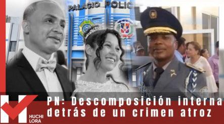 Huchi Lora Revela Datos Perturbadores Sobre El Coronel César Matíñez Lora