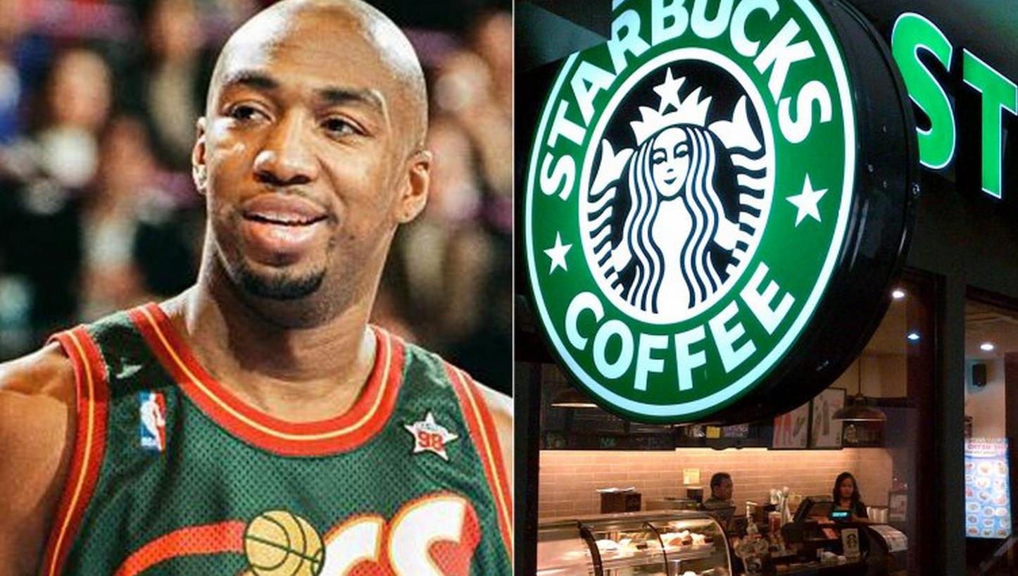 Fue estrella de la NBA, rico y ahora servirá café en Starbucks