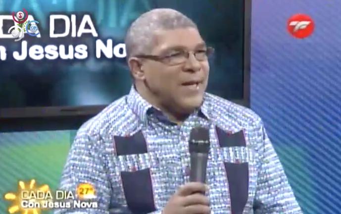 Mira Por Que Jesus Nova Esta Riendo De Dolor #Video