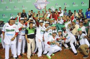 México se corona campeónde la serie del Caribe