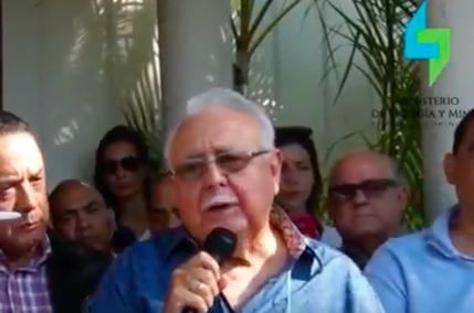 ¿Para Quién Trabaja El Ministro Antonio Isa Conde, Para Barrick Gold O Para El Estado Dominicano?