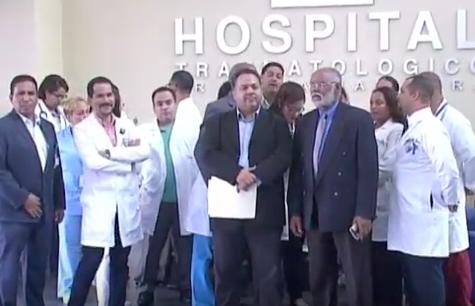 Hospital Ney Arias Lora