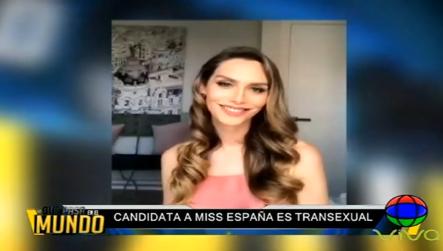 ¡POLÉMICA! Mujer Transgénero Es La Favorita Para Ganar El Miss España Universo