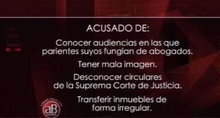 Corrupción Judicial: Jueces Apresados, Negocios Ilícitos Y Más