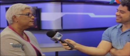 Altagracia Salazar Dice Que Ha Recibido Sustos Por Amenazas De Muerte.