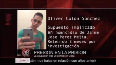 Código Calle: Un Joven Amenaza Con Quitarse La Vida En La Cárcel, Debido Las Presiones Que Recibe Para Que Admita Un Supuesto Crimen