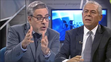 McKinney Entrevista A Roberto Salcedo Que Da Su Opinión Sobre La Renovación De Los Políticos Del PLD