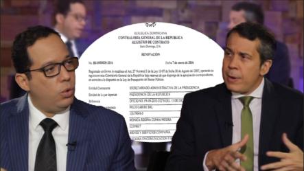 Líderes: Sigmund Freund, Director Del Departamento Legal Del PRM Revela Como Va La Acusación A João Santana