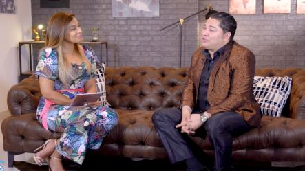 Entrevista A Frederick Martínez El Pachá Donde Nos Cuenta Sobre Sus Inicios Y Todo El Trayecto De Su Carrera  -Interview