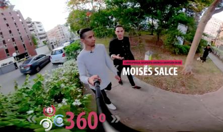 En Cachicha 360 Una Entrevista Al Talentoso Moisés Salce Donde Nos Habla De Toda Su Trayectoria