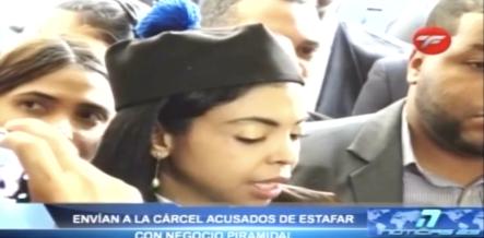 Envían A La Cárcel Acusados De Estafar Cientos De Personas En El País