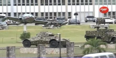 Presidente Medina Hace Cambios En Los Cuerpos Militares