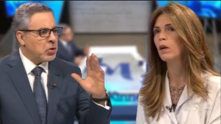 McKinney Entrevista A Stella León Que Habla Del Principal Problema De Los Candidatos Políticos