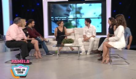 Elenco De La Película Rubirosa Comenta Sobre Esta Trilogía En Pamela Todo Un Show