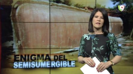 El Informe: El Enigma Del Semisumergible Que Se Construía En San Pedro De Macorís