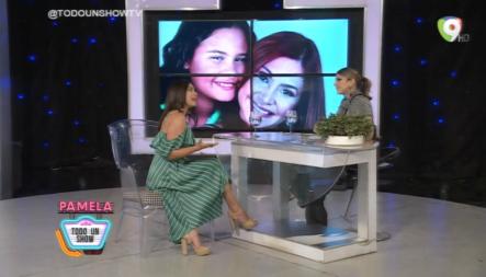 Conociendo Más A Fondo A La Periodista Elianta Quintero En Pamela Todo Un Show