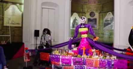 ¿Qué Atractivo Ofrece El Día De Los Muertos En México?