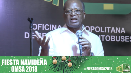"""""""No Tomen Que La Bebida No Alimenta"""" Mensaje De Héctor Mojica, Director General De La OMSA"""