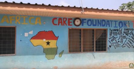 Merry Christmas Dream Africa Care Foundation (orphanage)