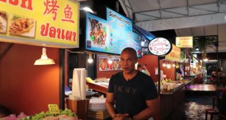 A Recorrer Comidas Exóticas Y Callejeras En Tailandia