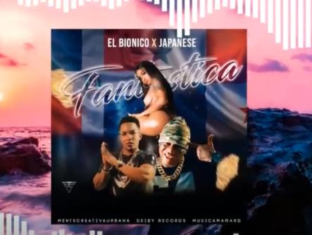 Fantástica – Japanese X El Biónico (Audio Oficial) #DomingoDeTalentos
