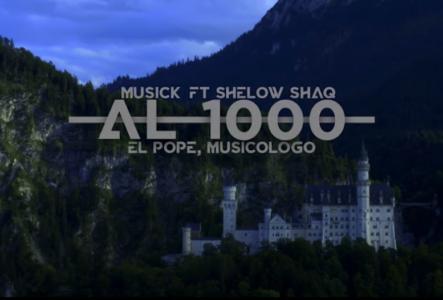 Al 1000 – MuSick Ft. Shelow Shaq, El Pope & Musicólogo #DomingoDeTalentos