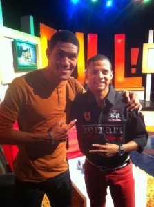 Carasaf y Manny (1)