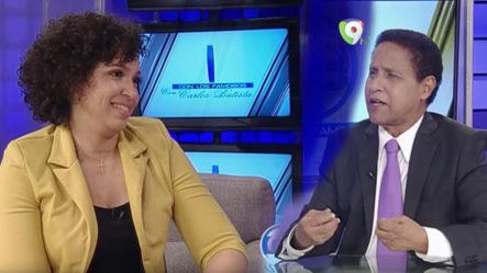 Entrevista Exclusiva A Juliana En Con Los Famosos