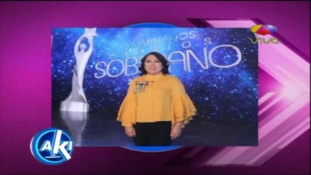 """Sandy Sandy: """"Hay Premios Soberanos Que Deben Ser Devueltos"""""""