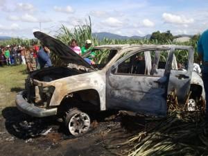 Como narcotraficante identifica PN hombre encontrado asesinado en Yaguate