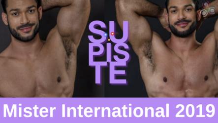 Conoce Los Representantes De República Dominicana En Mister International 2019