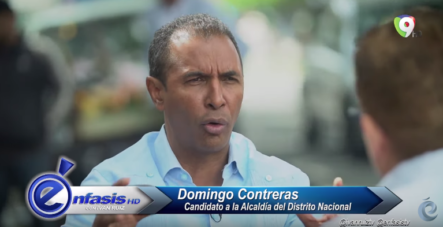 Conociendo El Lado Humano Y Político De Domingo Contreras Junto A Iván Ruiz