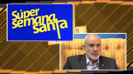 Conociendo Más De Super Semana Santade La Mano Del Locutor Roberto Rodríguez En N&N Con Nelfa Nuñez
