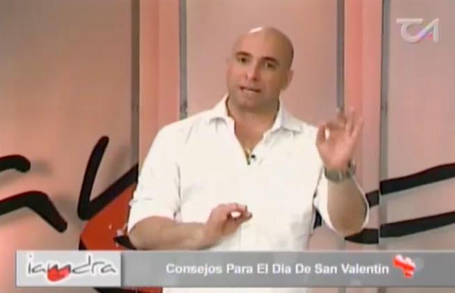 Los Consejos De San Valentín De Irving Alberti, Fausto Mata Y René Castillo #Video