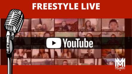 Sesión De Rap, Trap & Dembow Dominicano #001 | Freestyle Live Con Music Mafia
