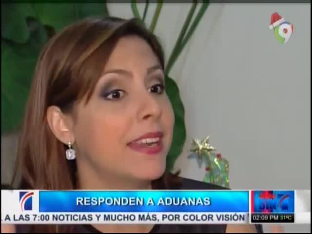 Couriers Le Responden A Acusación De Las Aduanas De Contrabando #Video