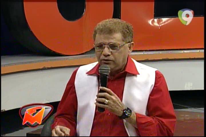 Domingo Bautista Entrevista A Su Hijo Manny Peralta #Video