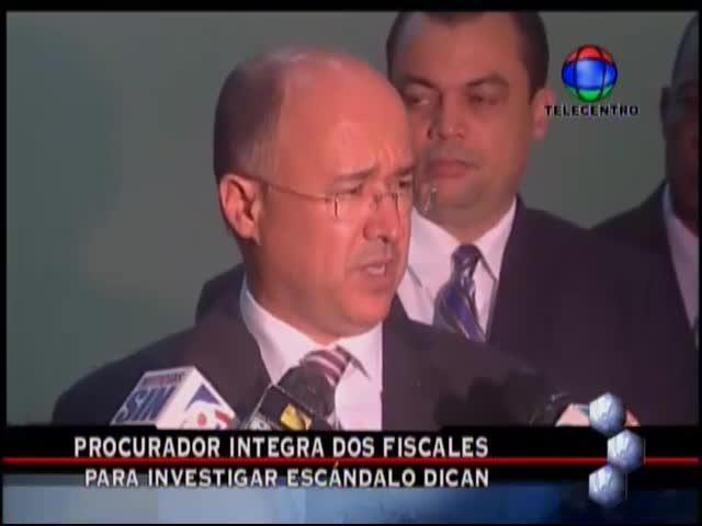 Domínguez Brito Confirmó Que Director DICAN Está Suspendido #Video