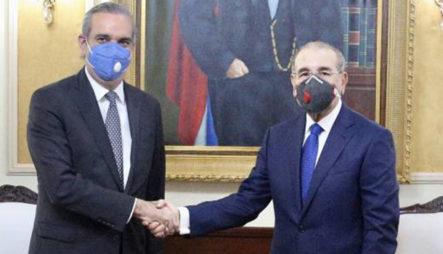 Danilo Medina No Estará En Juramentación De Luis Abinader