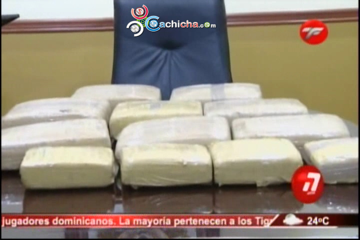 Ordenan Investigar Vinculación De Fiscales Con Desaparición De Droga #Video