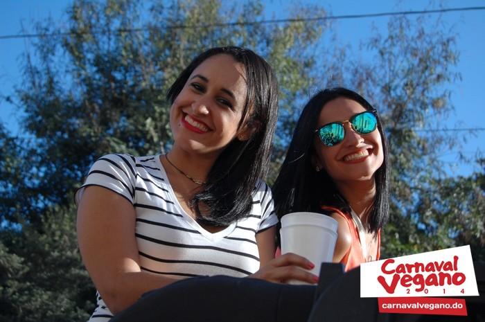 Desfile Oficial Del Carnaval Vegano – 26 De Enero 2014 #Fotos
