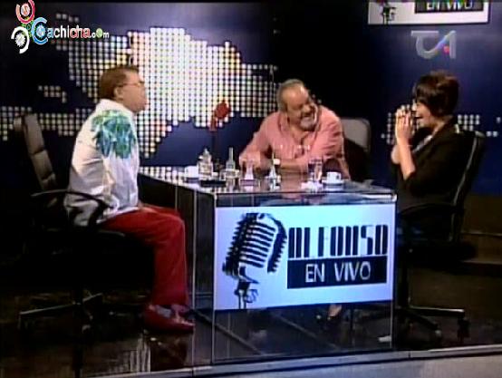 Domingo Bautista Volvería A La Tv Solo Como Talento #Video